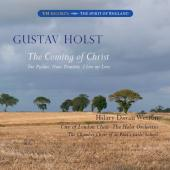 Album artwork for Holst: The Coming of Christ
