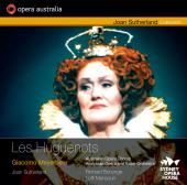 Album artwork for Meyerbeer: Les Huguenots / Sutherland, Bonynge