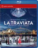 Album artwork for LA TRAVIATA (BLURAY) / Matthews, Terranova