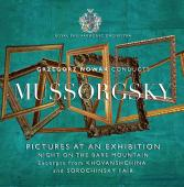 Album artwork for Mussorgsky: Pictures at an Exhibition, etc