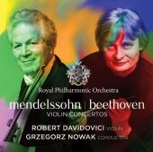 Album artwork for Mendelssohn - Beethoven: Violin Concertos