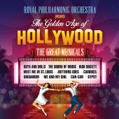 Album artwork for Golden Age of Hollywood Classics: Great Musicals
