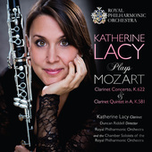 Album artwork for Mozart: Clarinet Concerto, K. 622 & Clarinet Quint