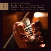Album artwork for Bach: St. John Passion / Egaar / AAM