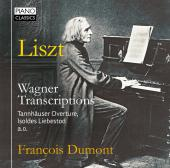 Album artwork for Liszt: Wagner Transcriptions