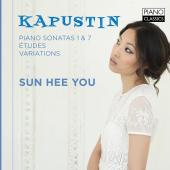 Album artwork for Kapustin: Piano Works / Sun Hee You