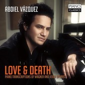 Album artwork for LOVE & DEATH / Vazquez