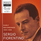 Album artwork for FIORENTINO EDITION vol. 4