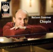 Album artwork for Nelson Goerner plays Chopin