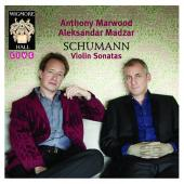 Album artwork for Schumann: Violin Sonatas / Marwood