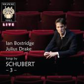 Album artwork for Schubert lieder - Bostridge, Drake