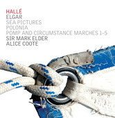 Album artwork for Elgar: Sea Pictures / Coote, Elder