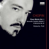 Album artwork for Chopin: Complete Piano Works, Vol. 1