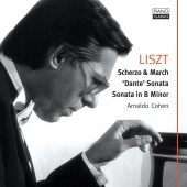 Album artwork for Liszt: Scherzo & March