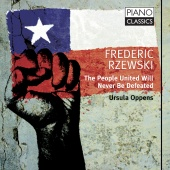 Album artwork for Rzewski: The People United will Never be Defeated
