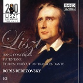 Album artwork for Liszt: Piano Concerto, Études d'exécution