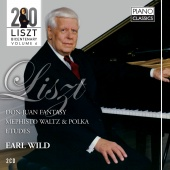 Album artwork for Liszt: Don Juan Fantasy, Mephisto Waltz & Polka, E