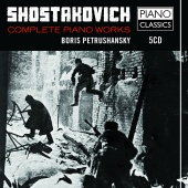 Album artwork for Shostakovich: Complete Piano Music