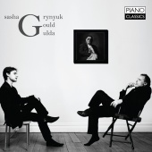 Album artwork for Gould, Gulda: Piano Works / Grynyuk