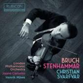 Album artwork for Bruch: Violin Concerto / Stenhammar: Violin Sonata