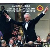 Album artwork for New Year's Concert 1989 / Kleiber, Vienna Phil.
