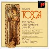 Album artwork for Puccini: Tosca / Maryon, Carreras, Pons