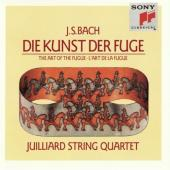 Album artwork for J.S. Bach: Art of the Fugue / Julliard String Quar