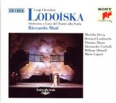 Album artwork for Cherubini: Lodoiska / Devia, Moser, Muti