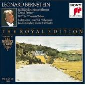 Album artwork for Beethoven: Missa Solemnis / Bernstein , Royal Edit