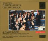 Album artwork for Rossini: Il Viaggio a Reims / Studer, Serra, Ramey