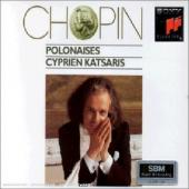 Album artwork for Chopin: Polonaises / Katsaris