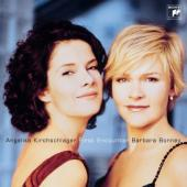 Album artwork for FIRST ENCOUNTER ANGLIKA KIRCHSCHLAGER AND BARBARA