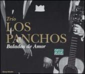 Album artwork for Trios los Panchos Baladas de Amor