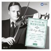 Album artwork for Menuhin - The Early Recordings