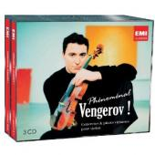Album artwork for Maxim Vengerov: Phenomenol Vegerov!