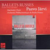 Album artwork for Ballets Russes: Russian Dances & Ballets