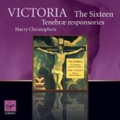 Album artwork for Victoria: Tenebrae Responsitories / The Sixteen