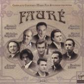 Album artwork for Faure: Complete Chamber Music for Strings & Piano