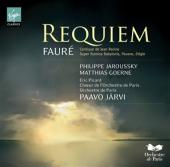 Album artwork for Faure: Requiem / Jaroussky, Goerne, Jarvi