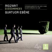 Album artwork for Mozart: String Quartets K 421, 465