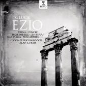 Album artwork for Gluck: Ezio / Prina, Cencic, Curtis