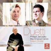 Album artwork for Philippe Jaroussky, Max Emanuel Cencic: Duetti