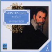 Album artwork for Monteverdi: Madrigali