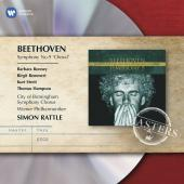 Album artwork for Beethoven: Symphony No. 9 / Rattle, Berlin Phil.