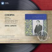 Album artwork for Chopin: Waltzes / Lipati