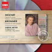 Album artwork for Mozart: Clarinet Concerto / Meyer