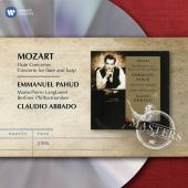 Album artwork for Mozart: Flute Concertos / Pahud, Abbado