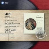 Album artwork for Verdi: Requiem / Schwarzkopf, Ludwig, Ghiaurov