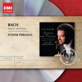 Album artwork for J.S. Bach:  Solo Sonatas & Partitas / Perlman