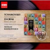 Album artwork for Tchaikovsky: Manfred Symphony / LPO, Rostropovich